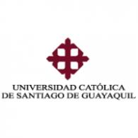 Universidad Católica de Santiago de Guayaquil logo vector logo