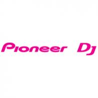Pioneer DJ logo vector logo