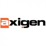 Axigen logo vector logo