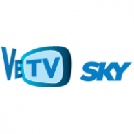 VeTv Sky logo vector logo