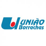União Borrachas logo vector logo