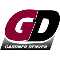 Gardner Denver logo vector logo