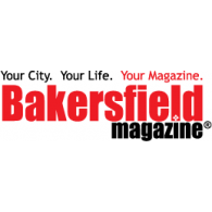 Bakersfield Magazine logo vector logo