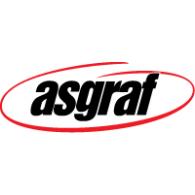 Asgraf logo vector logo