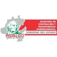 Secretaria de Contraloria y Transparencia del Gobierno del Estado de Hidalgo, Francisco Olvera Ruiz Gobernador logo vector logo