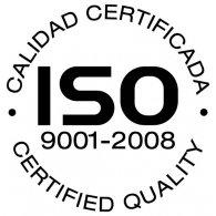 ISO 9001-2008 logo vector logo