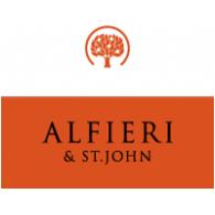 Alfieri & St.John logo vector logo