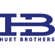 Huet Brothers logo vector logo