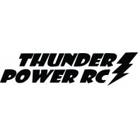 Thuunder Power RC logo vector logo