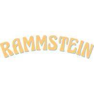 Rammstein logo vector logo
