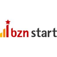 bzn start logo vector logo