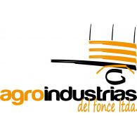 Agroindustrias del Fonce logo vector logo