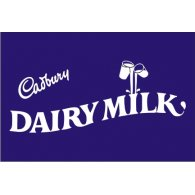 Cadbury Dairy Milk logo vector logo
