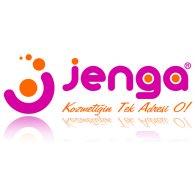 Jenga logo vector logo