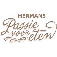 Passie voor eten logo vector logo