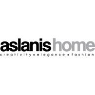 Aslanis Home logo vector logo