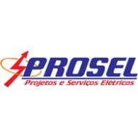 Prosel logo vector logo