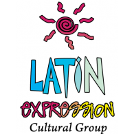 Latin Expression logo vector logo