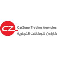 CarZone Trading Agencies logo vector logo