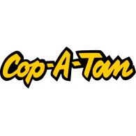 Cop-A-Tan logo vector logo
