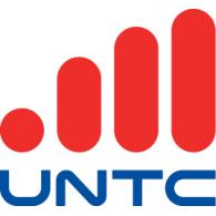 UNTC logo vector logo