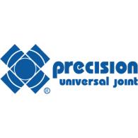 Precision Universal Joint logo vector logo