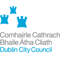 Dublin City Council logo vector logo