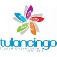 Tulancingo 2012-2016 logo vector logo