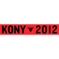 Kony 2012 logo vector logo