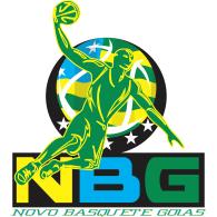Novo Basquete Goiás logo vector logo