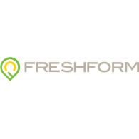 Freshform logo vector logo