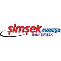 Simsek logo vector logo