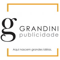Grandini Publicidade logo vector logo