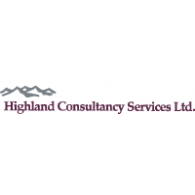 Highland Consultancy Services logo vector logo