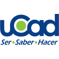 uCad logo vector logo