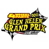Glen Helen Grand Prix 2011 logo vector logo