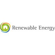 Renewable Energy logo vector logo