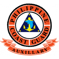 Philippine Coast Guard Auxillary logo vector logo