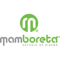 Mamboretá logo vector logo