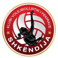 K.V. Shkëndija logo vector logo