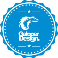 Galoper Design logo vector logo