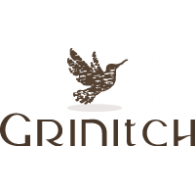 Grinitch logo vector logo
