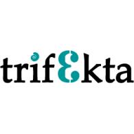 Trifekta logo vector logo