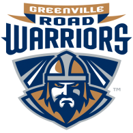 Greenville Road Warriors logo vector logo