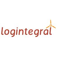 Logintegral logo vector logo