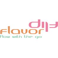 Flavor Flip logo vector logo