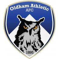 Oldham Athletic A.F.C. logo vector logo