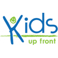 Kids Up Front logo vector logo