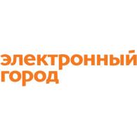 Electronniy Gorord logo vector logo