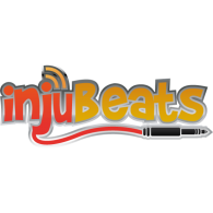 InjuBeats logo vector logo